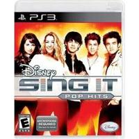 Jogo Disney Sing It: Pop Hits - Ps3