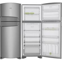 Refrigerador Consul 2P 450L Dfrost Inox Crd49