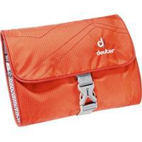 Necessaire Organizadora Wash Bag I Vermelha Com Gancho Para Viagem - Deuter 707000