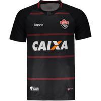 2fe8a7321f Netshoes  Camisa Topper Vitoria Goleiro Ii 2018 Masculina - Masculino
