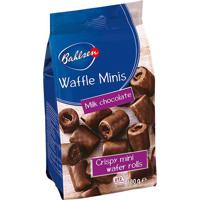 Biscoito Ale Bahlsen Waffle Minis Milk Chocolate- 100G