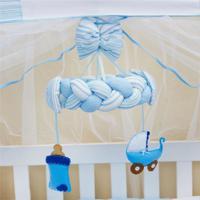 Móbile Menino Meu Bebê Azul Grão De Gente Azul