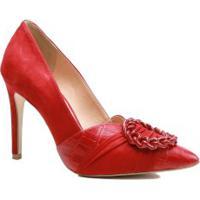 Sapato Feminino Zariff Scarpin Salto Alto
