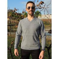 Suéter G'Dom Textura Geométrica Pacífico