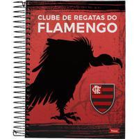 Caderno Foroni Flamengo Urubu 12 Matérias