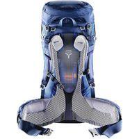 Mochila Cargueira Deuter Aircomfort Futura Vario 50+10 Azul Azul