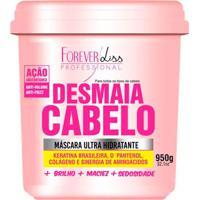 Máscara Ultra Hidratante Desmaia Cabelo De 950G - Forever Liss