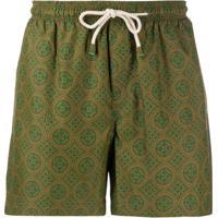 Peninsula Swimwear Short De Natação Montecristo M2 - Verde