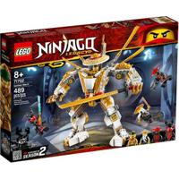 Lego Ninjago - Robô Dourado - 71702