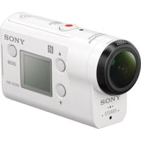 Filmadora Digital Sony Action Cam Hdr-As300R Full Hd Branco