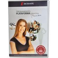 Dvd Aula Plataforma Vibratória Phisycus - Unissex