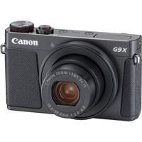 Câmera Digital Canon G9X Mkii 20Mp/Wi-Fi/Fhd Preto