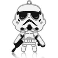 Pen Drive Stormtrooper 8Gb Usb Leitura 10Mb/S E Gravação 3Mb/S Multilaser - Pd039 - Padrão