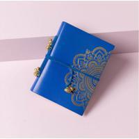 Caderno Bangalore Cor: Azul - Tamanho: Único