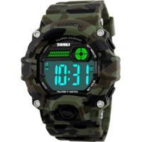 Relógio Skmei Digital 1197 Verde