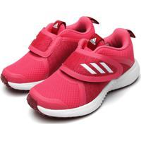 Tênis Esportivo Adidas Menina Fortarun X Cf K Rosa