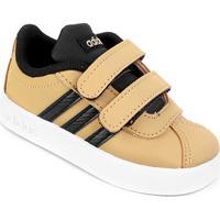 Tênis Infantil Adidas Velcro Vl Court - Unissex