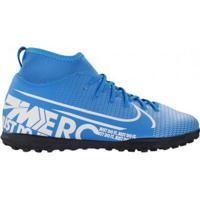 Chuteira Society Infantil Nike Mercurial Superfly 7 Tf