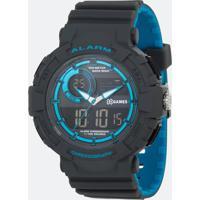 Relógio Masculino Xgames Xmppa266 Pxga Analógico/Digital 10Atm
