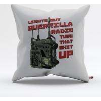 Almofada Guerrilla Radio