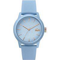 Relógio Lacoste Feminino Borracha Azul - 2001066