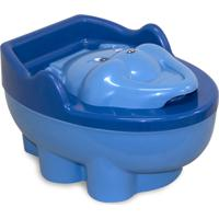 Penico Baby Style Troninho Redutor Urso Azul