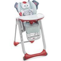 Cadeira De Alimentação Polly 2 Star Baby Elephant Verde Claro - Chicco