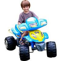 Quadriciclo Infantil 12V Azul - Brink+