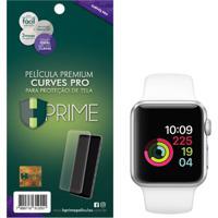 Película Protetora Hprime Curves Pro Para Watch 38 Mm Transparente