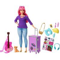 Barbie Daisy Com Acessórios - Mattel - Tricae