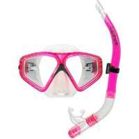 3174b5c03 Netshoes  Kit Mergulho Máscara+Snorkel Cetus New Parma Fun - Unissex