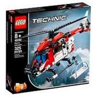 Lego Technic - Helicóptero Do Salvamento - 42092