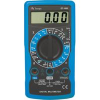 Multímetro Digital Minipa Et-1002 Ac E Dc Azul/Preto