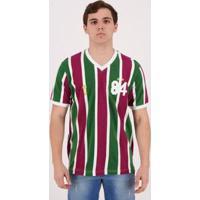 Camisa Retrô Fluminense 1984 Masculina - Masculino