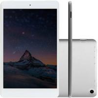 """Tablet Qbex Tx240 7.85"""" 8Gb Dual Core A23 Branco"""