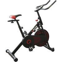 Bicicleta Ergométrica Spinning F3 Kikos Display Até 100Kg