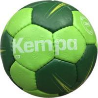 Bola De Handebol Kempa Leo - Cbhb - Unissex-Verde Claro+Verde