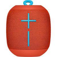 Caixa De Som Bluetooth Ultimate Ears Wonderboom Com Potência De 10 W Vermelha - 984-000847