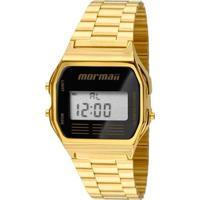 Relógio Mormaii Digital Maui - Feminino-Dourado