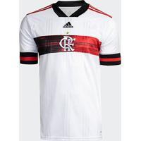 Camisa Flamengo Ii 20/21 S/N° Torcedor Adidas Masculina - Masculino