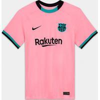 Camisa Barcelona Third 20/21 S/N° Torcedor Nike Feminina - Feminino