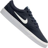Tênis Nike Sb Charge Suede - Masculino - Azul Esc/Branco