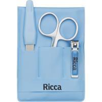 Kit Manicure Ricca Infantil 1 Unidade