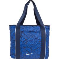 83524627c Bolsa Nike Sportswear Legend Track Tote 2.0 Preto/Azul