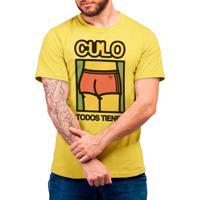 Culo Todos Tienen - Camiseta Basicona Unissex