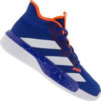 Tênis Adidas Pro Next K - Masculino - Azul/Branco