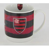 Caneca De Porcelana Flamengo Mengão