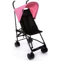 Carrinho De Bebê Umbrella Quick Rosa Voyage