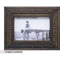 Porta Retrato Sunshine - Marrom - 17X22X2Cm - Kakapos