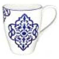 Jogo Com 6 Canecas De Porcelana Turkish Delight